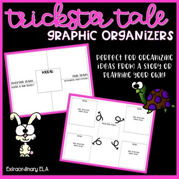 Trickster Tales Worksheets Teaching Resources TpT