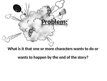 Trickster Tale Story Elements PowerPoint