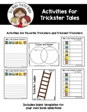 Trickster Tales Activities