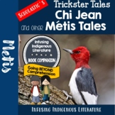 Trickster Tales: Chi-Jean and Other Metis Tales