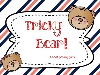 Tricky Bear - A Steady Beat Game