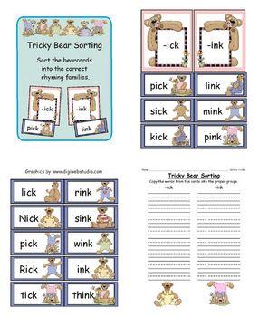 Tricky Bear Sort (Sorting Short i)