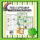Tricky Leprechaun Kindness Notes- St. Patrick's Day