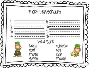 Tricky Leprechauns