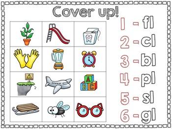 Consonant Blends Activities By Susan Jones Teachers Pay