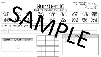 Tricky Teen Activity Pages 11-20