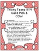 Tricky Teens (A Collection of activities to teach teen num