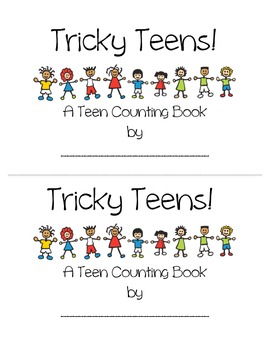 Tricky Teens Counting Book