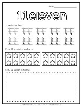 Tricky Teens Practice Pages 11-20