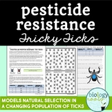 Evolution- Pesticide Resistance Natural Selection