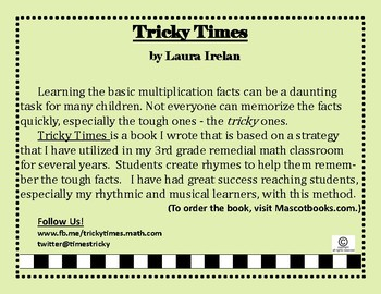Tricky Times by Laura Irelan