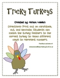 Tricky Turkeys: Different Ways to Represent Numbers