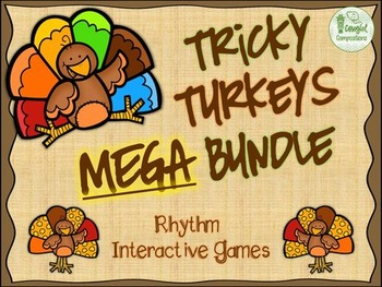 Tricky Turkeys MEGA Bundle