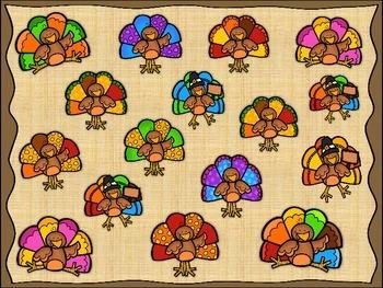 Tricky Turkeys - Round 4 (Syncopa)