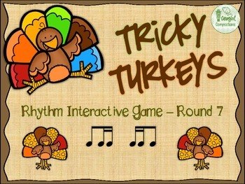 Tricky Turkeys - Round 7 (Ti-Tika and Tika-Ti)