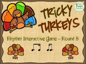 Tricky Turkeys - Round 8 (Tim-Ka and Ka-Tim)