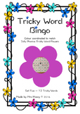 Tricky Word/Sight Word Bingo - Set 5 - Jolly Phonics