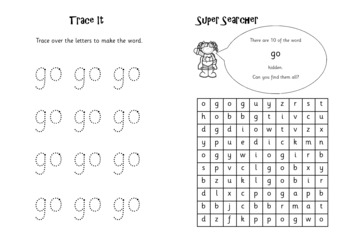 Tricky Word Books (Phases 2-5)