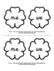 Tricky Word Flower Sets