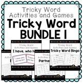 Tricky Word Games - MEGA BUNDLE - Jolly Phonics Aligned!