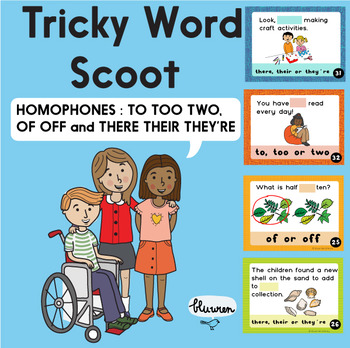 Tricky Word Scoot