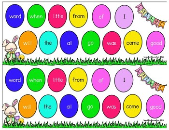 Tricky Word Spin and Cover