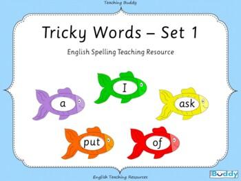 Tricky Words