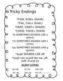 Tricky Endings Poster
