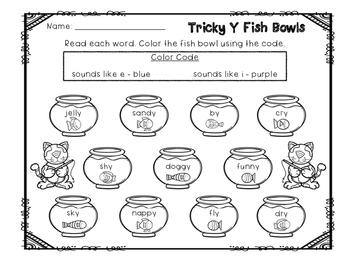 Tricky Y Fishy Bowls
