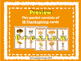 Thanksgiving Vocabulary Cards Game {Dollar deals}