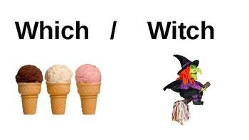Tricky words slide show
