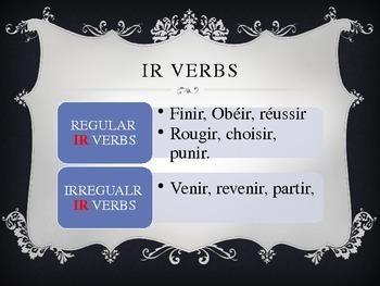 Tricolore Total 2 Unit 2 List of verbs