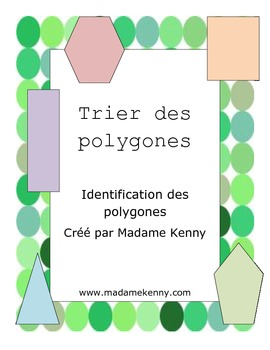 Trier des polygones