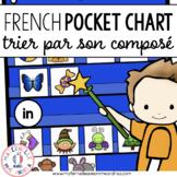 Trier par les sons composés - FRENCH Phonics Pocket Chart Sorts