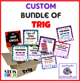 Trig Custom Bundle of 9 Activities