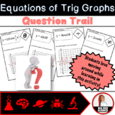 Graphs and Equations of Trig (Sine and Cosine) Functions Q