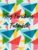 Trig Foldable (SohCahToa)