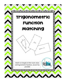 Trigonometric Function Matching