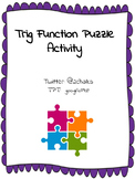 Trig Functions Puzzle