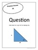 Trig Functions Scavenger Hunt - Finding Side Lengths and A