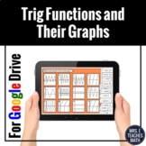 Trig Functions and Their Graphs Card Sort Digital Activity