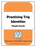 Trig Identities #2 - People Search
