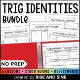 Trig Identities BUNDLE