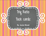 Trig Ratio Task Cards
