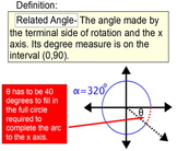 Trig Values Without a Calculator - 4 Intros + 6 Assignments for Power Point