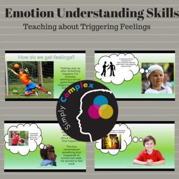 Triggering Feelings; Emotion Understanding; Emotional Regulation; Lesson 2