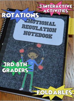 Zones of Regulation (Triggers and Physical Sensations)