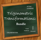 Trigonometric Transformations- A  Blended Learning Approach