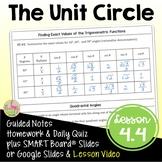 PreCalculus: The Unit Circle