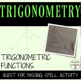 Trigonometric Functions Test Prep Quest for Trigonometry